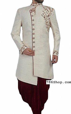 Modern Sherwani 121 | Pakistani Sherwani Online, Sherwani for Men