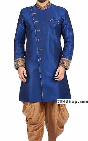 Modern Sherwani 124 | Pakistani Sherwani Online, Sherwani for Men