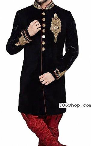 Modern Sherwani 125 | Pakistani Sherwani Online, Sherwani for Men