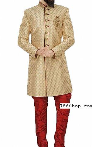 Modern Sherwani 128 | Pakistani Sherwani Online, Sherwani for Men