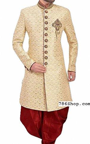 Modern Sherwani 129 | Pakistani Sherwani Online, Sherwani for Men