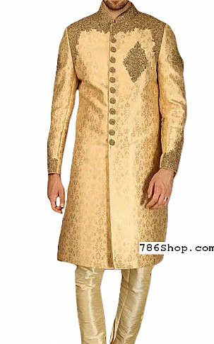 Modern Sherwani 133   Pakistani Sherwani Online, Sherwani for Men