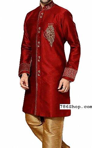 Modern Sherwani 137   Pakistani Sherwani Online, Sherwani for Men