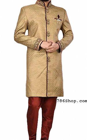 Modern Sherwani 138   Pakistani Sherwani Online, Sherwani for Men