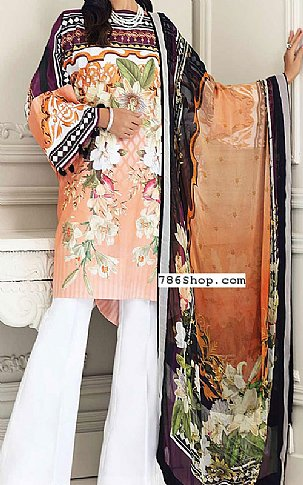 Coral Lawn Suit | Pakistani Lawn Suits