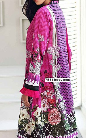 Hot Pink Lawn Suit | Pakistani Lawn Suits in USA