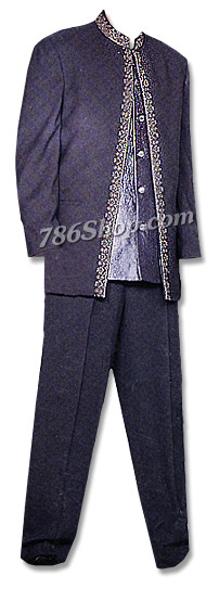 Prince Suit 15 (3 pc.) | Pakistani Dresses in USA