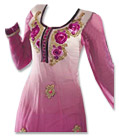 Purple Chiffon Suit- Pakistani Casual Clothes