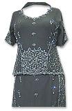 Black Chiffon Skirt Lehnga