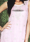 Pink Chiffon Suit- Pakistani Formal Designer Dress