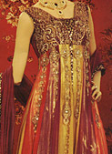 Magenta/Red Silk Suit- Pakistani Formal Designer Dress