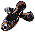 Ladies Khussa- Black