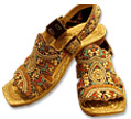 Gents Chappal- Multicolor- Pakistani Khussa for Men