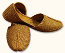 Gents Khussa- Brown- Khussa Shoes for Men