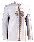 Sherwani 105- Indian Wedding Sherwani Suit
