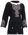Black Georgette Suit - Pakistani Casual Clothes