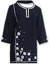 Black Georgette Suit- Pakistani Casual Clothes