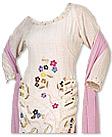 Pink Chiffon Trouser Suit- Indian Semi Party Dress