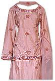 Skin Silk Lehnga- Pakistani Wedding Dress