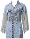 Sky Blue Chiffon Suit- Indian Dress