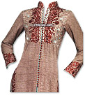 Brown Khaddar Suit