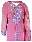 Pink/Purple Chiffon Suit