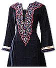 Black Khaddar Suit  - Pakistani Casual Dress