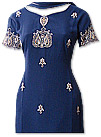 Navy Blue Georgette Suit- Pakistani Casual Dress