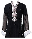 Black Chiffon Suit  - Indian Dress