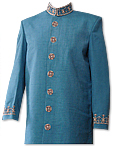 Sherwani 119- Indian Wedding Sherwani Suit