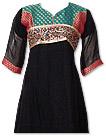 Black Chiffon Suit - Indian Dress