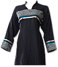 Black Marina Suit- Pakistani Casual Clothes