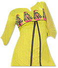 Yellow Cotton Suit- Pakistani Casual Dress