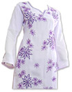 Lilac Georgette Suit- Pakistani Casual Dress
