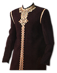 Sherwani 84- Indian Wedding Sherwani Suit