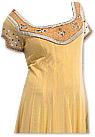 Yellow/Purple Georgette Suit- Indian Dress