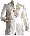 Modern Sherwani 013- Pakistani Sherwani Dress