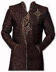 Modern Sherwani 15- Pakistani Sherwani Suit for Groom