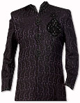 Modern Sherwani 17- Pakistani Sherwani Suit for Groom