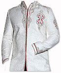 Modern Sherwani 21- Pakistani Sherwani Suit for Groom