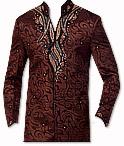 Modern Sherwani 23- Pakistani Sherwani Suit for Groom