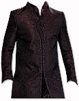 Modern Sherwani 30- Pakistani Sherwani Suit for Groom