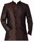 Modern Sherwani 33- Sherwani Suit