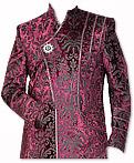 Modern Sherwani 38- Sherwani Suit