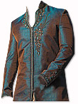Modern Sherwani 39- Pakistani Sherwani Dress