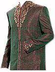 Modern Sherwani 49- Pakistani Sherwani Suit for Groom