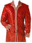 Modern Sherwani 51- Pakistani Sherwani Suit for Groom