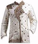 Sherwani143- Indian Wedding Sherwani Suit