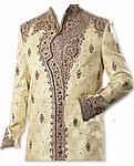 Sherwani 145- Pakistani Sherwani Suit