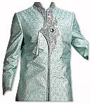 Modern Sherwani 43- Pakistani Sherwani Suit for Groom
